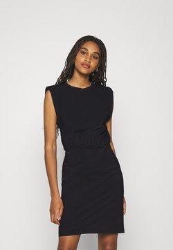 NIKKIE - SUZY DRESS - Sukienka z dżerseju - black