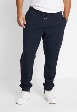 Tommy Hilfiger - FLOCKED - Jogginghose - blue
