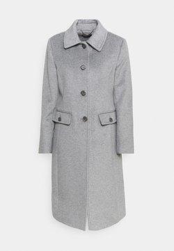 Lauren Ralph Lauren - COAT FLAP  - Klassischer Mantel - light heather grey