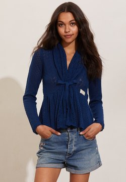 Odd Molly - CAN-CAN - Cardigan - stormy blue