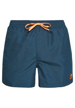 Quiksilver - EVERYDAY VOLLEY - Zwemshorts - majolica blue heather