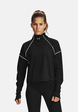 Under Armour - RUSH - Funktionsshirt - black