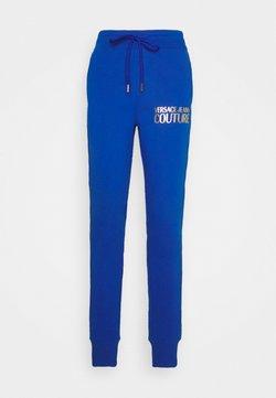 Versace Jeans Couture - PANTS - Jogginghose - blue