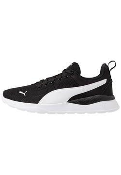 Puma - ANZARUN LITE - Zapatillas de entrenamiento - black/white