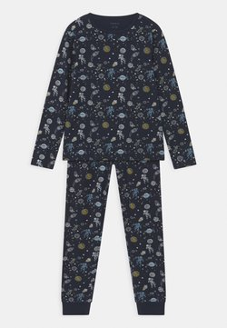 Name it - NKMNIGHTSET SPACE - Pyjama - dark sapphire