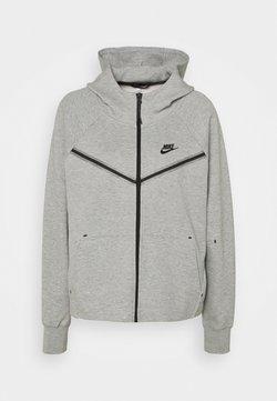 Nike Sportswear - Hettejakke - grey heather/black