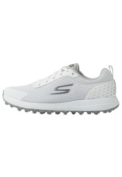 Skechers Performance - GO GOLF MAX FAIRWAY 2 - Golf shoes - white/silver