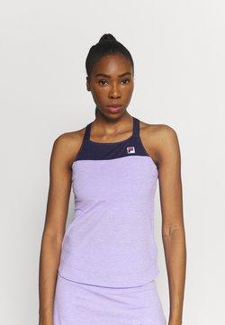 Fila - MELLY - Top - purple melange
