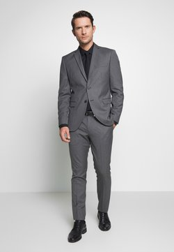 Selected Homme - SLHSLIM MYLOHAZE SUIT  - Anzug - grey