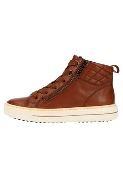 ara - Sneaker high - cognac