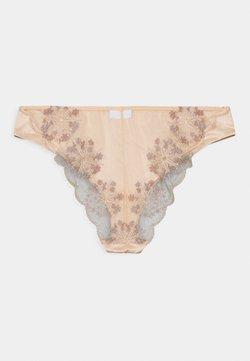 La Perla - FLOWER EXPLOSION BRIEF - Slip - nude