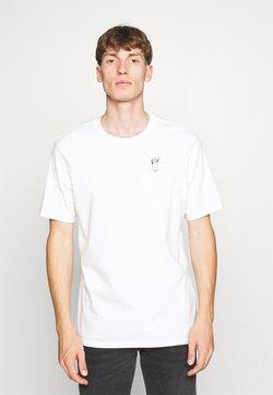 Levi's® - LEVI'S® X PEANUTS SUNSET POCKET TEE UNISEX - Printtipaita - white