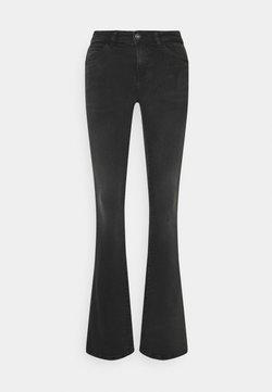 Noisy May - NMMARLI - Jeans a zampa - black