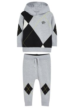 Next - ARGYLE PATTERN SET - Trainingspak - grey