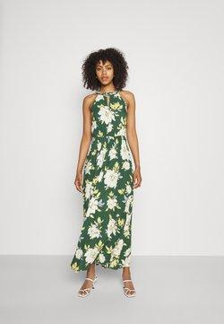 Vila - VIMESA BRAIDED DRESS - Maxikleid - garden topiary