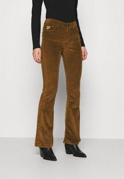 LOIS Jeans - RAVAL - Tygbyxor - brandy