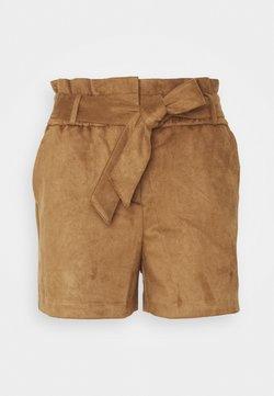 Vero Moda - VMSUMMER SABINA - Shorts - cognac