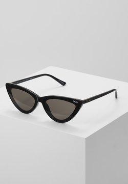 QUAY AUSTRALIA - FLEX LIZZO - Gafas de sol - black/smoke
