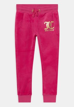 Juicy Couture - Verryttelyhousut - pink yarrow