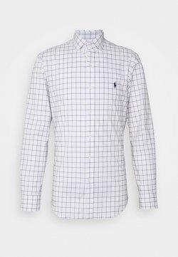 Polo Ralph Lauren - STRETCH SLIM FIT - Koszula - white/blue