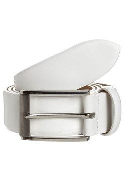 Lloyd Men's Belts - REGULAR - Vyö - white