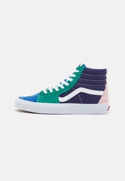 Vans - SK8-HI UNISEX - Sneakers alte - multicolor/true white