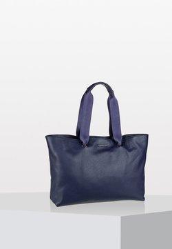 Mandarina Duck - MELLOW - Shopping Bag - dress blue