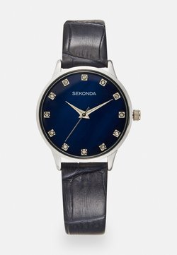Sekonda - Uhr - dark blue