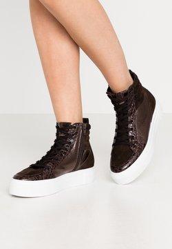 Kennel + Schmenger - BIG - Sneaker high - bronze/braun/mocca
