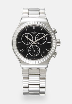 Swatch - JOES SMILE - Montre à aiguilles - silver-coloured