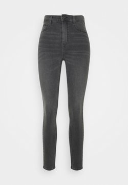 Gina Tricot - MOLLY  - Jeans Skinny Fit - dark grey