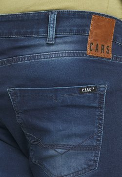 Cars Jeans - TUCKY PLUS - Jeansshort - dark used