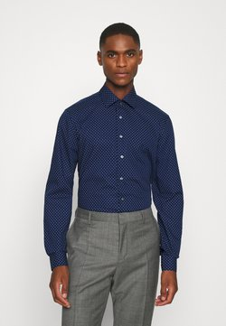Calvin Klein Tailored - EASY CARE FITTED SHIRT - Hemd - blue