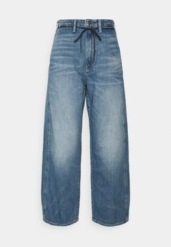 G-Star - LINTELL HIGH DAD - Jeans Relaxed Fit - faded tide