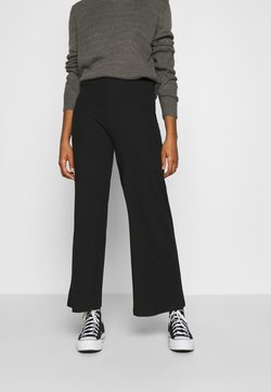 Even&Odd - Pantalones - black