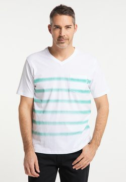 Pioneer Authentic Jeans - T-Shirt print - jade cream