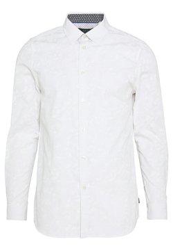 1904 - DUSLEY FLORAL PRINT - Shirt - white
