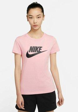 Nike Sportswear - Sportswear Essential - T-Shirt print - pink