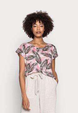 Soyaconcept - FELICITY - T-Shirt print - pink combi