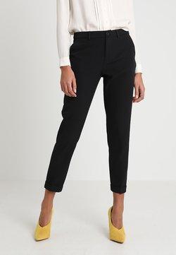 Liu Jo Jeans - NEW YORK LUXURY - Spodnie materiałowe - nero