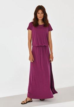 TATUUM - JASMI - Maxikleid - plummy purple