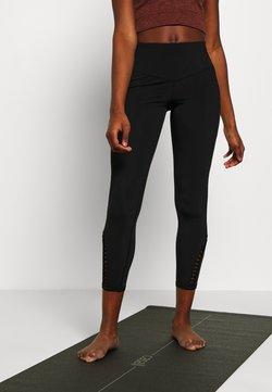 L'urv - PINNACLE LEGGING - Tights - black