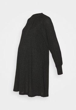 Pieces Maternity - PCMDALILAH DRESS - Jumper dress - black