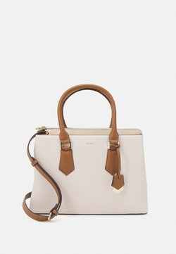 ALDO - BOZEMANI - Handbag - bone/camel/gold-coloured