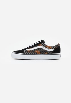 Vans - OLD SKOOL UNISEX - Sneaker low - black/true white