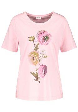 Gerry Weber - 1/2 ARM - T-Shirt print - rosé