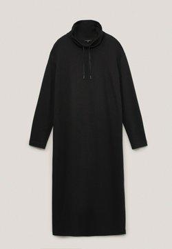 Massimo Dutti - Maxi-jurk - black