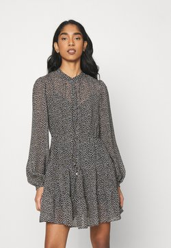Forever New - DRAWCORD SMOCK DRESS - Sukienka letnia - black