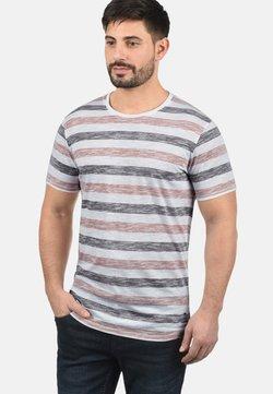 Solid - RUNDHALSSHIRT TET - T-Shirt print - orange