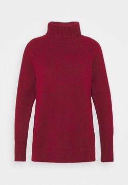 GAP - BRUSHED SUPERSOFT - Sweter - cinnabar red